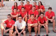 El Club Natació Vinaròs va participar en el 7é Trofeu Aquàtic Castelló