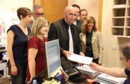 La Mesa de la Cambra del Senat admet del tràmit per crear investigar el projecte Castor