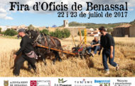 Benassal, el 22 i 23 de juliol se celebrarà la 4a Fira d'Oficis