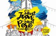 Vinaròs; Fira i Festes de Sant Joan i Sant Pere: Proclamació de les Reines i Dames 2017 23-06-2017