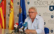 Peníscola, l'ajuntament exigeix a l'EPSAR que finalitze les obres de connexió de la depuradora