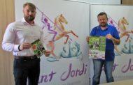 Sant Jordi; Roda de premsa de l'Ajuntament 06-06-2017