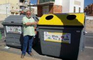 Benicarló amplia la xarxa de contenidors a la localitat