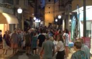 Vinaròs, la Fashion Night atreu a centenars de persones fins al centre comercial