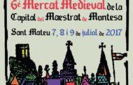 Sant Mateu, comença la Fira Medieval