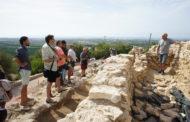 Vinaròs, continuen les tasques arqueològiques al jaciment iber del Puig de la Misericòrdia