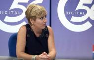 L'ENTREVISTA. Elena Vicente-Ruiz, secretària general del PPCS i diputada provincial d'Acció Social 10/07/2017
