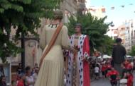 Vinaròs, la 27a Trobada dels Nanos i Gegants aconsegueix un èxit de públic