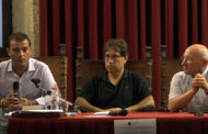 Peñíscola; Acte de l'Associació d'Amics del Papa Luna 26/07/2017