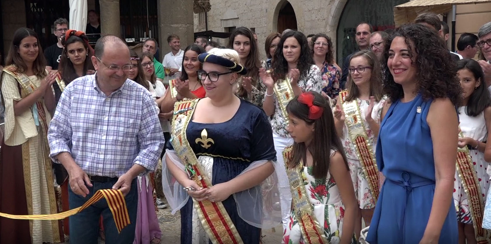 Sant Mateu celebra la 6é Mercat Medieval