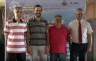 Peñíscola; presentació de la Clàssica de Natació Internacional Peñíscola-Benicarló 14/07/2017