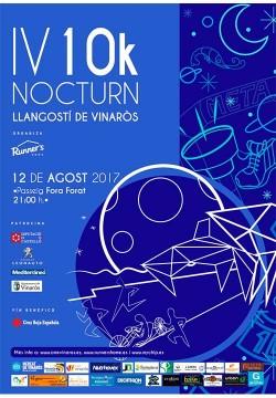 Vinaròs, s'obre el termini per inscriure's en el 10K Nocturn Llagostí de Vinaròs