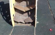Alcalà, l'Ajuntament denuncia atacs sistemàtica al mobiliari urbà