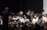 Benicarló, la Banda de Música celebra la Serenata a Sant Bartomeu amb el mestre José Ignacio Blesa