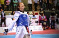 Vinaròs, Cheyenne Brito Rico es proclama campiona del món de Taekwondo
