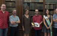 Benicarló; recepció oficial del director convidat a la Serenata de Sant Bartomeu 22/08/2017
