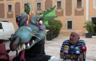 Benicarló; roda de premsa de l'Associació Cultural L'Estel del Collet 31/08/2017