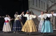Benicarló; Els balls de la plaça a càrrec de l'Associació de Música i Danses La Sotà 19/08/2017