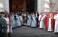 Benicarló; Processó dels patrons Sant Bartomeu i Sants Màrtirs Abdó i Senén i ofrena de flors a Santa Maria del Mar 24/08/2017