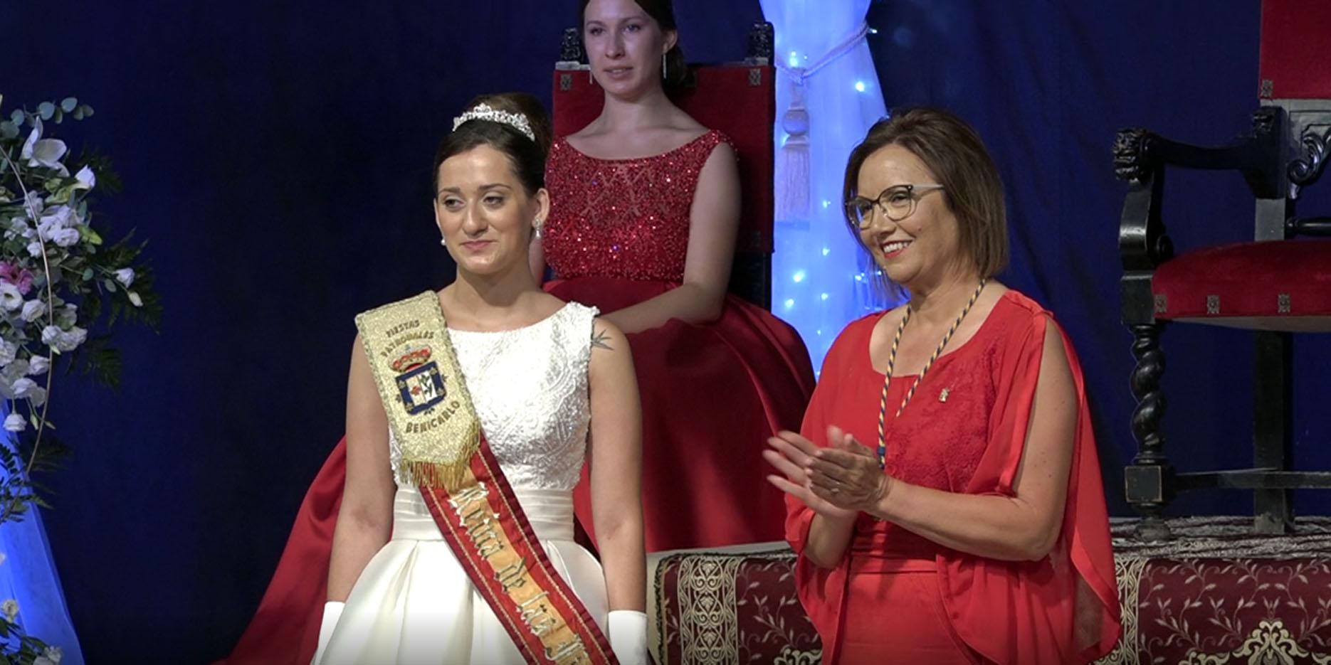 Benicarló, comencen les Festes Patronals amb la proclamació de la reina, Cort d'Honor i Dulcinea
