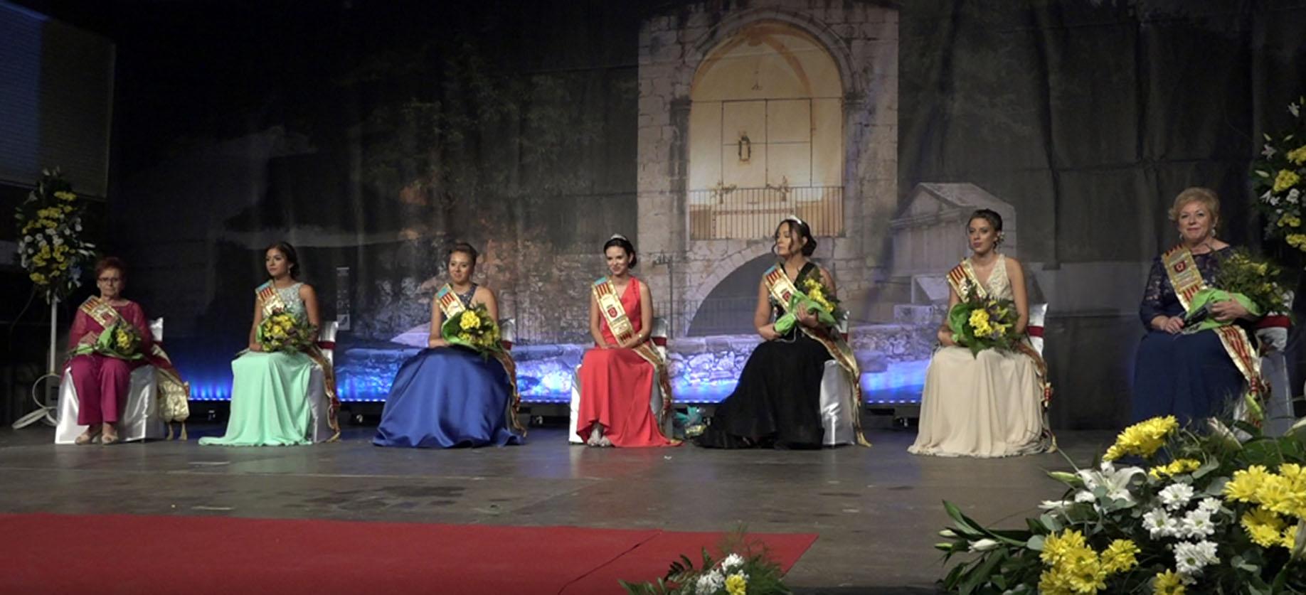 Traiguera, presentació de les regines de les Festes Majors