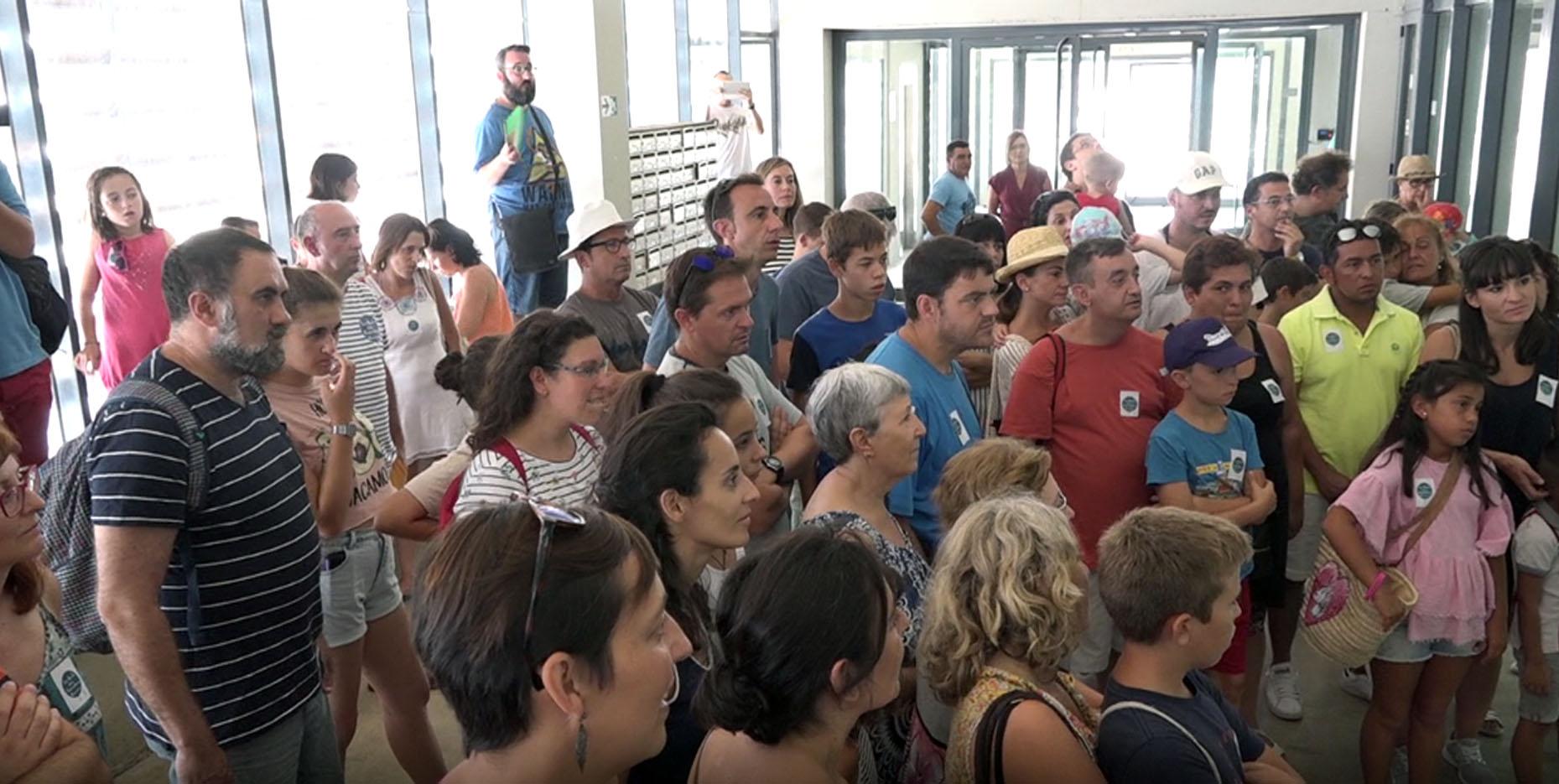 Benicarló, 60 persones participen en la primera vista de