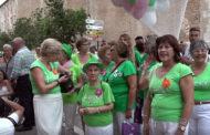 Benicarló; Solta de globus a càrrec de les xiquetes de Pulseras Candela i V Volta Solidària 23/08/2017