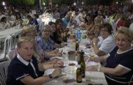 Benicarló; Sopar de germanor de pa i porta 21/08/2017