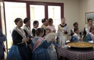 Benicarló celebrar el dia del patró Sant Bartomeu i la visita al Centre Geriàtric