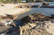 Alcalà, la Generalitat i Diputació col·laboraran en les tasques de depuració de la platja Les Fonts