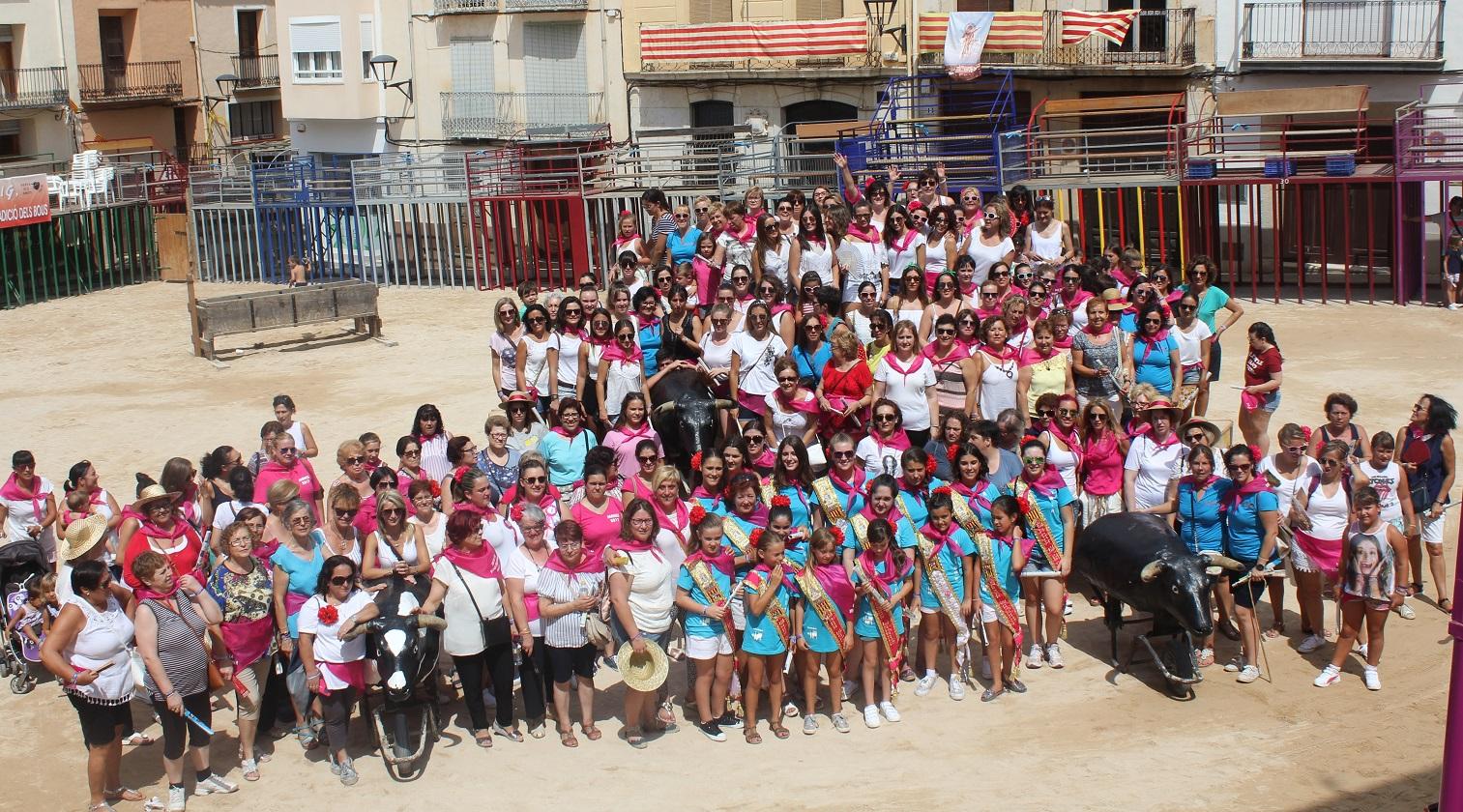 Càlig celebra el Dia de la Dona Calijona amb la participació de més de 250 veïnes