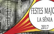 La Sénia; correfoc 26-08-2017