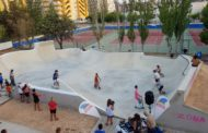 Peníscola ja disposa d'un Skatepark