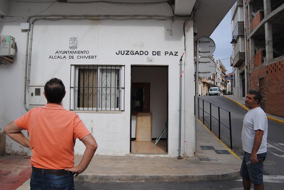 Alcalà, l'antic jutjat de pau es convertirà en el nou arxiu municipal