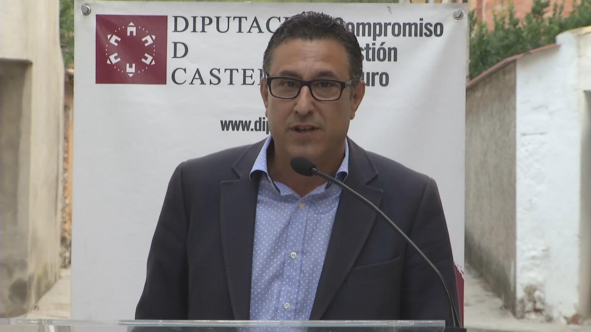 Tírig, la Diputació invertirà 140.000€ per construir un nou dipòsit d'aigua