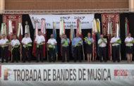 Rossell acull la 24a Trobada de Bandes de Música del Baix Maestrat
