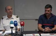 Benicarló; presentació de la Setmana de Prevenció d'Incendis 19/09/2017