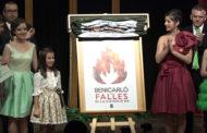 Benicarló; entrega simbòlica de les bandes a les Falleres Majors 2018 i la seva Cort d'Honor i presentació del cartell anunciador 23/09/2017