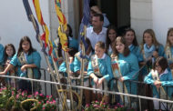 Peñíscola; començament de les Festes Patronals de Peñíscola 07/09/2017