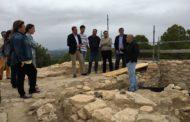 Vinaròs, la Diputació inverteix 35.000€ per seguir amb les feines arqueològiques al poblat iber