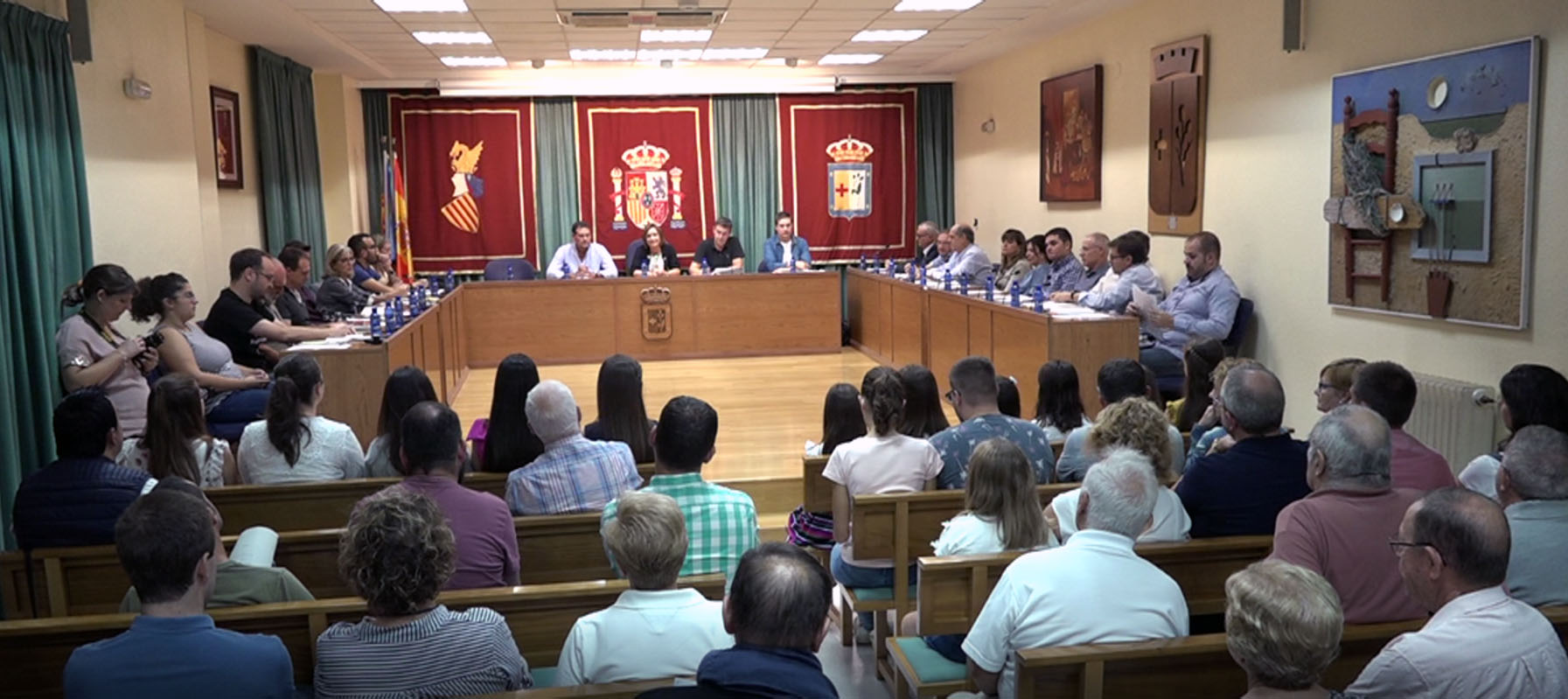 Benicarló, l'Ajuntament crea una nova plataforma per consultar els plens per d'internet