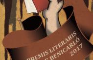 Benicarló celebrarà demà la gala de lliuraments de guardons dels Premis Literaris