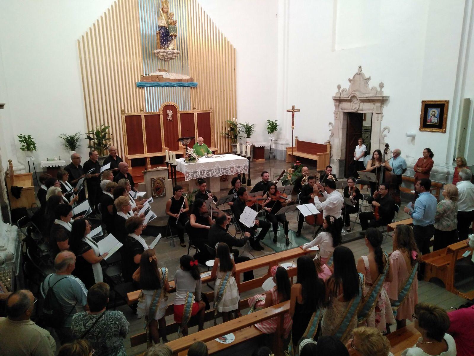 Peníscola, la Missa del Pescador obre el 33é Cicle de Concerts de Música Clàssica