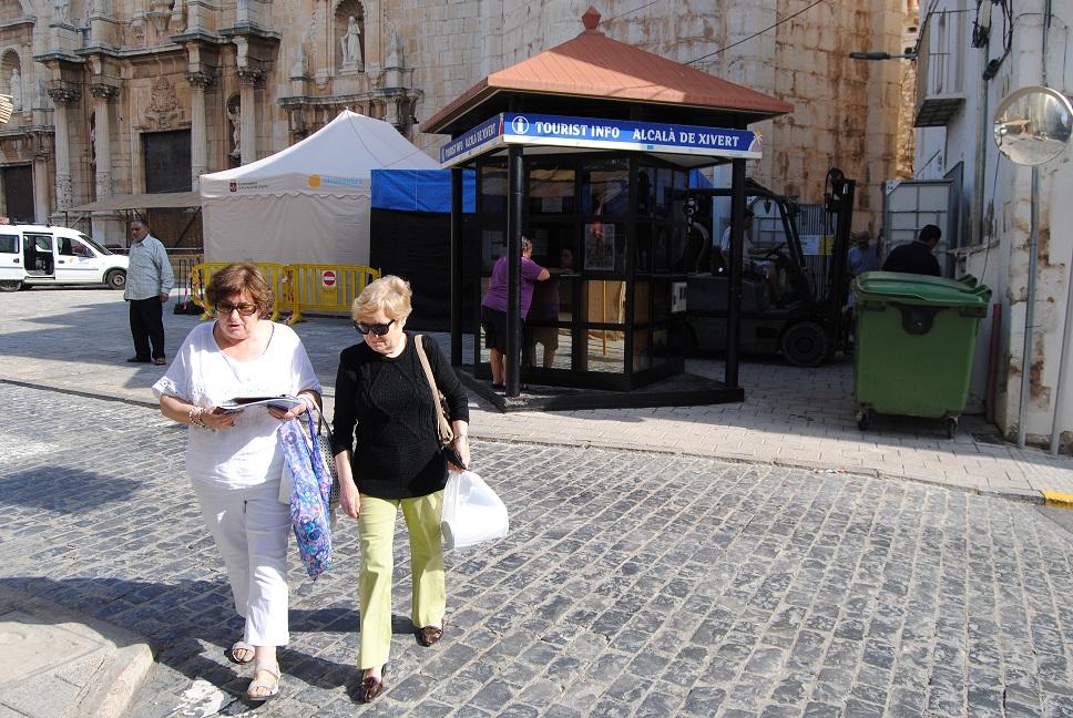 Alcalà de Xivert mantindrà oberta l'Oficina de Turisme durant tot l'any