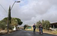 Peníscola, l'Ajuntament ha licitat la fase final de les obres de millorar de l'enllumenat públic al Camí Cervera