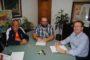 Benicarló; roda de premsa de l'alcaldessa i el regidor d'Hisenda 24/10/2017