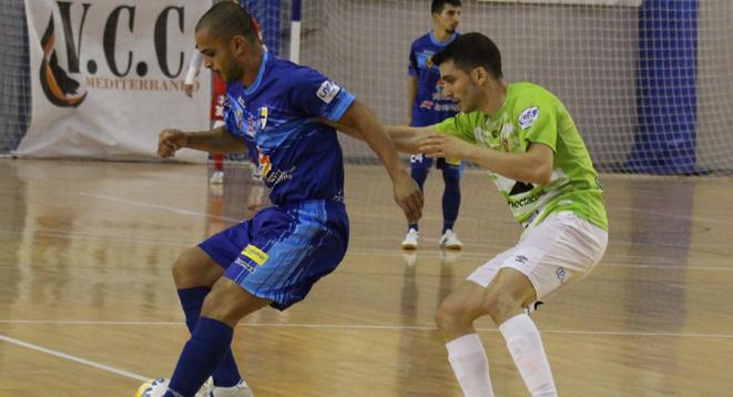 Derrota del Peníscola RehabMedic davant del Palma Futsal