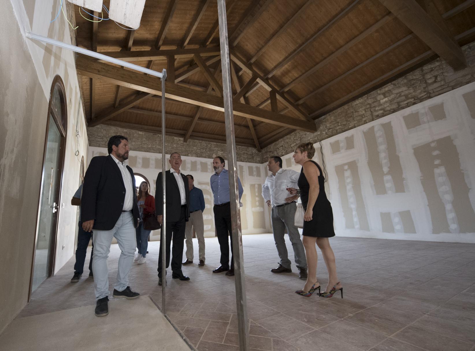 Xert, la Diputació invertirà 100.000€ per restaurar del Palau dels Comtes de Pestagua