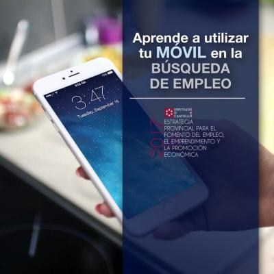 Sant Jordi acollirà al desembre un curs de cerca de treball a través dels telèfons mòbils