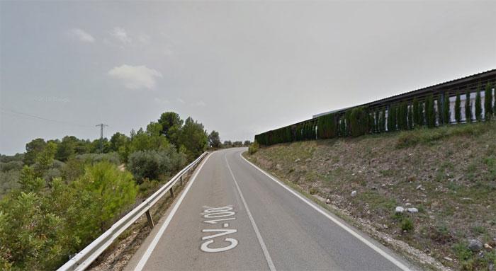 Rossell, la Diputació invertirà 222.000€ per adequar la carretera CV100